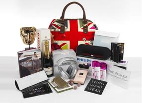 2011 Television Awards Nominee Gift Bag