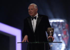 Outstanding British Contribution: Peter Greenaway