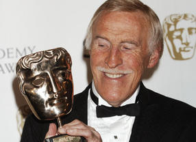 TV 08 Pressroom Fellowship recipient Bruce Forsyth