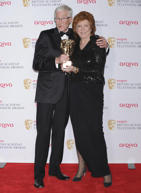 Special Award in 2014: Cilla Black