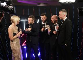 TV Winners Backstage - 2013