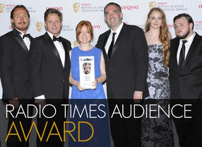 Radio Times Audience Award Winner in 2014