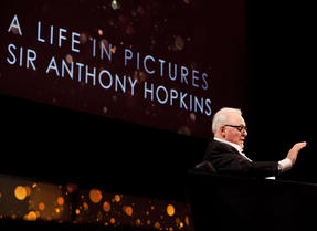 Sir Anthony Hopkins: A Life in Pictures