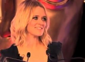 Edith Bowman - Scotland Awards Ceremony