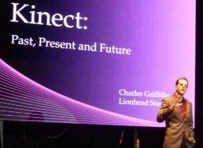 Charles Griffiths Kinect Speech