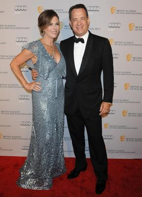 Brits to Watch 2011: Tom Hanks & Rita Wilson