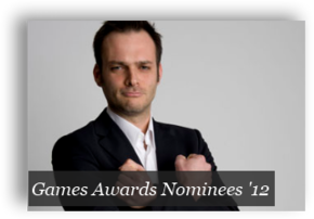Games Nominees Photography Button