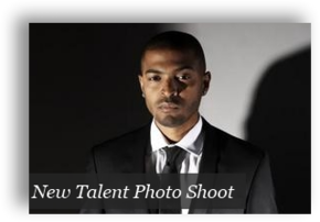 New Talent Photo Shoot - showcase button