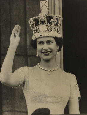 Coronation Queen Elizabeth 1953