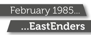 EastEnders banner