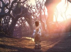 Charles Griffiths - Fable2 Screenshot