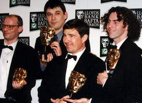 Archive: Geoffrey Perkins TV Awards
