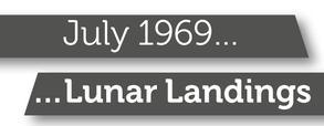 Lunar Landings banner