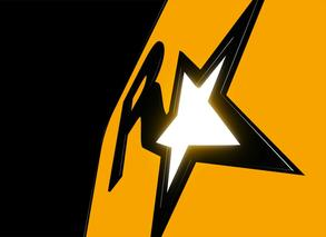 Rockstar Games Logo Wide