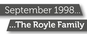 The Royle Family banner