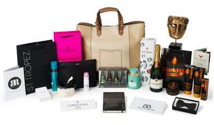 Gift Bag Television Awards 2014 [close crop]