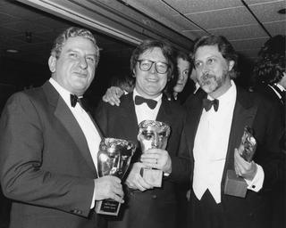 The BRITISH ACADEMY of FILM and TELEVISION ARTS AWARDS in 1985
