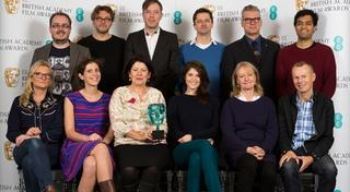 EE Rising Star Judges - 2014