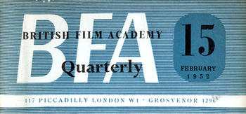 Archive: BFA Quarterly header