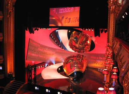 BAFTA Film Awards set in 2007