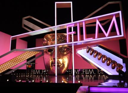 BAFTA Film Awards set in 2012