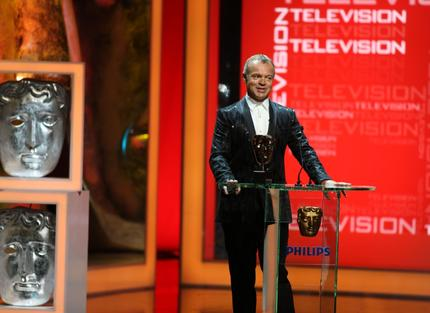 Television Awards Set in 2010 Designed by Peter Bingemann
