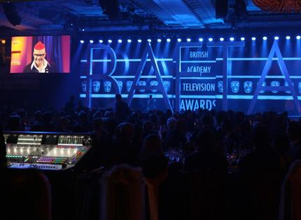 Television Awards Set in 2011 Designed by Peter Bingemann