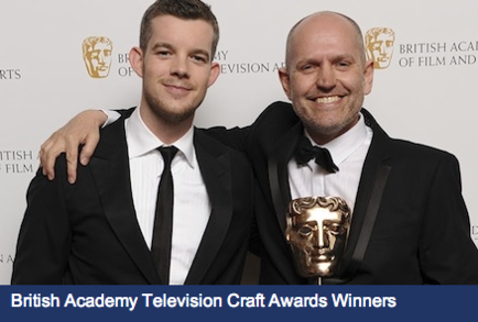 TV Craft Award Winners in 2013