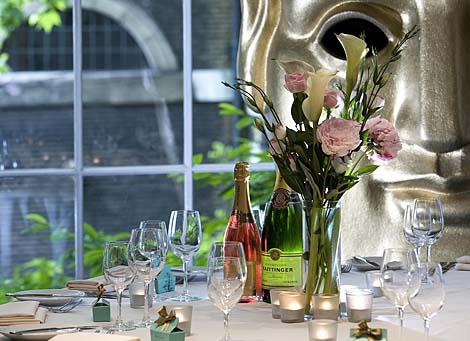 A wedding banquet at 195 Piccadilly