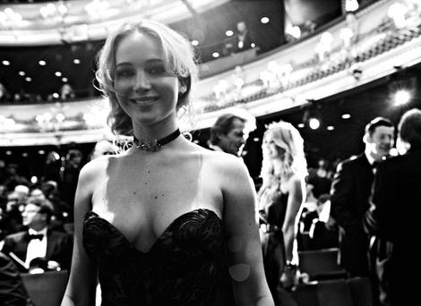 Jennifer Lawrence at the 2011 Film Awards