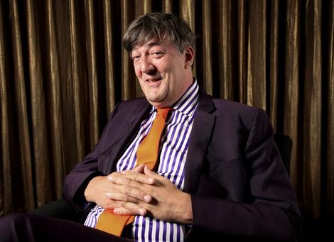 Annual TV Lecture 2010 delivered by Stephen Fry