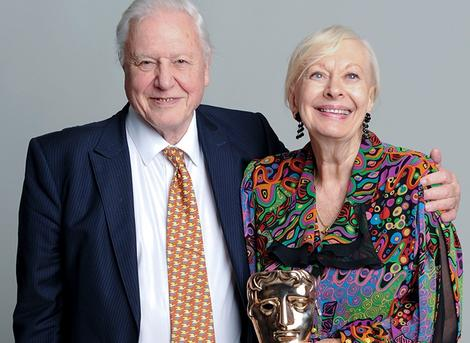 BiddyBaxter & David Attenborough