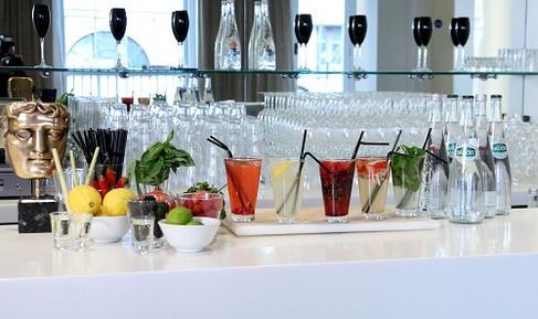Evian BAFTA Mocktails