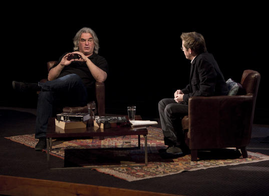 Paul Greengrass: David Lean Lecture 2014