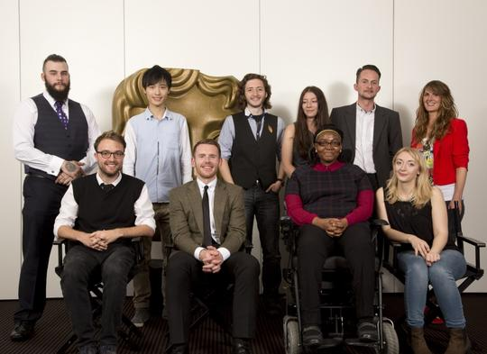 BAFTA Scholars in 2014