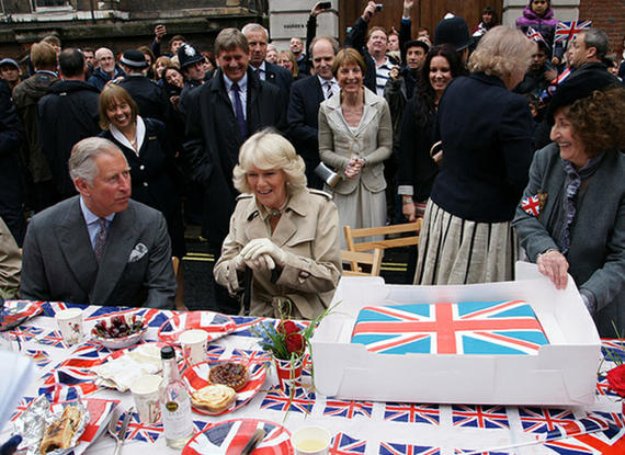 Charles & Camilla on Piccadilly
