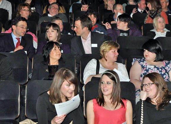 Youth Mentoring Showcase: Glasgow 2011