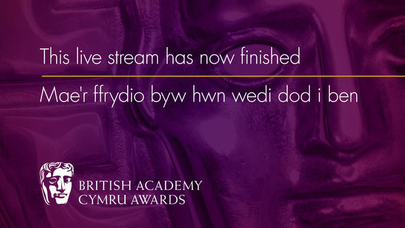 BAFTA Cymru Awards 2013 - live stream finished