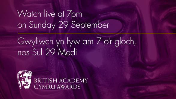 Watch the 2013 BAFTA Cymru Awards Ceremony LIVE! - Awards - Wales - The BAFTA site