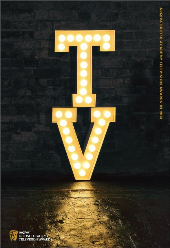 Television Awards 2013 Brochure Cover