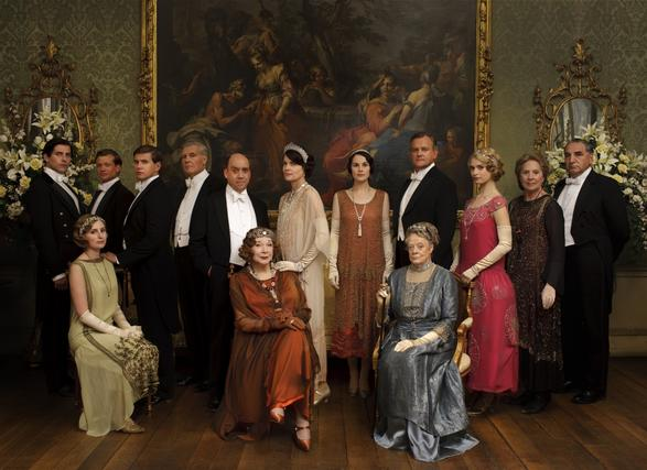 Downton Abbey - Costume
