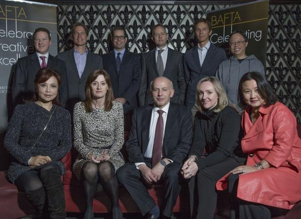 BAFTA's Hong Kong Advisory Board (2013)
