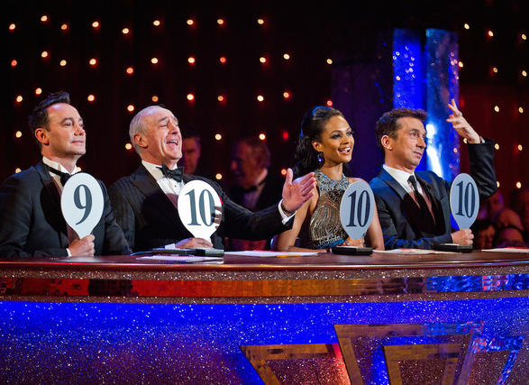 Strictly Come Dancing : S9 : Week 12 : Results show (The Final)