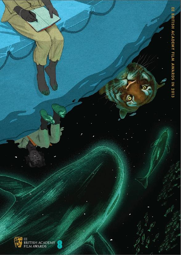 Life of Pi Brochure Cover