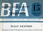 The header from British Film Academy Quarterly, 15 February 1952.