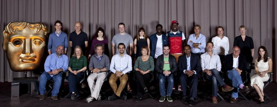 Breakthrough Brits Jury Line Up